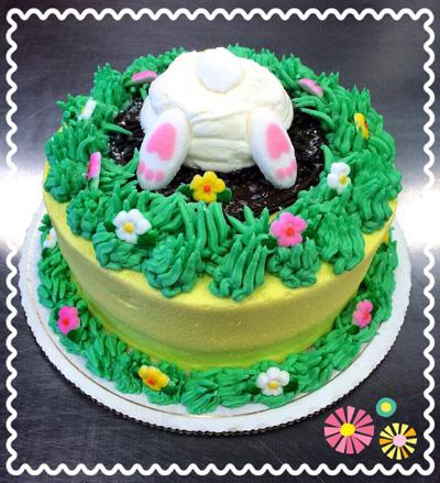 Springtime Easter Cupcakes